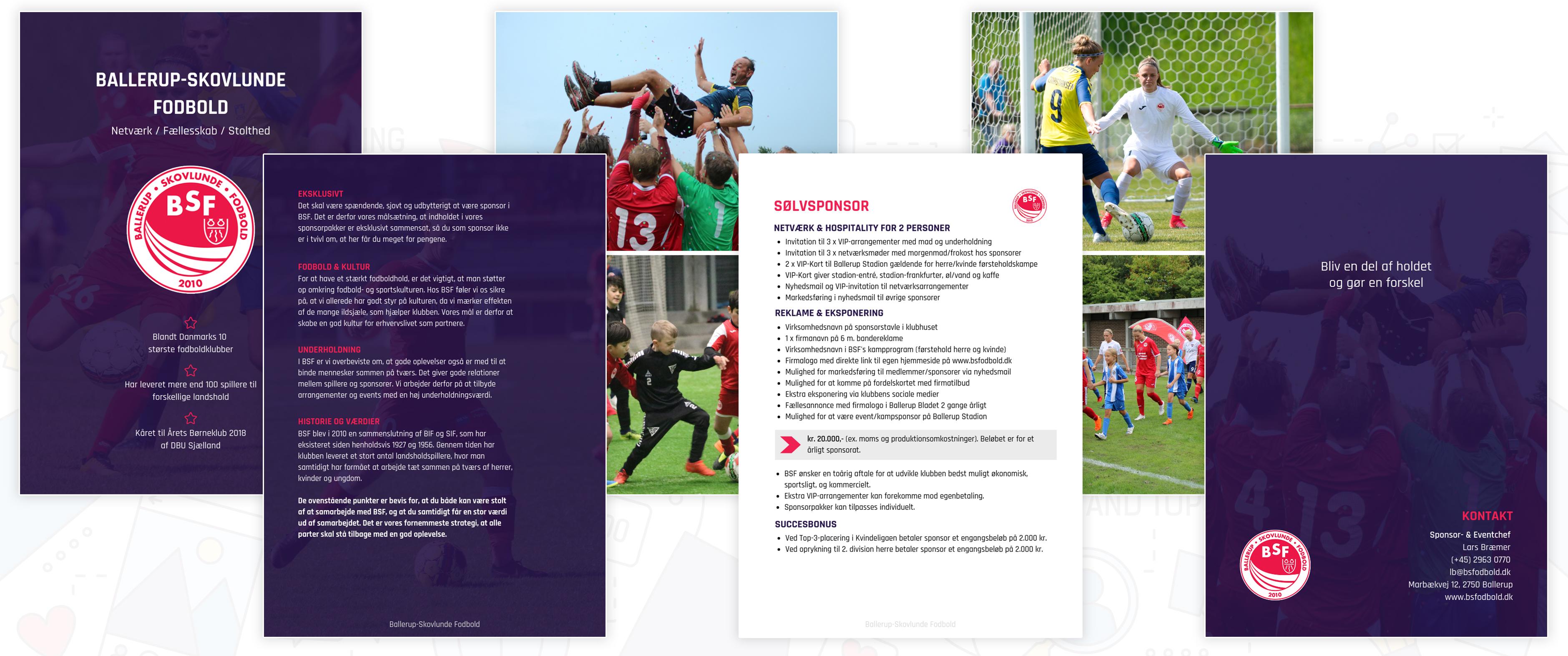 Konceptudvikling - Et stærkt koncept til sportsklubber